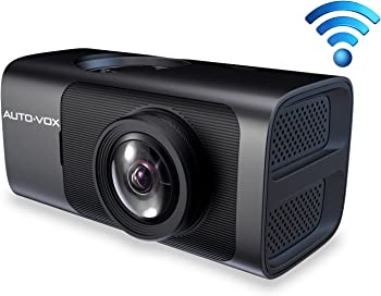 Auto-Vox D7 1080p WiFi Dash Cam