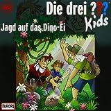 Die drei ??? Kids 46. Jagd auf das Dino-Ei (drei Fragezeichen)
