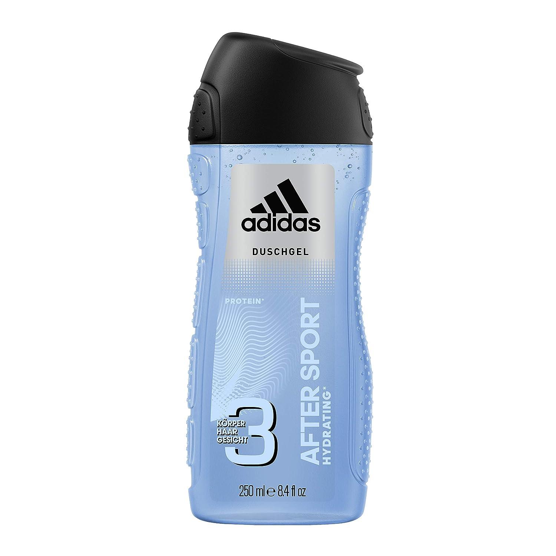 espontáneo precio Persona a cargo del juego deportivo  Buy ADIDAS Aftersport Male Shower Gel, 250 ml Online at Low Prices in India  - Amazon.in