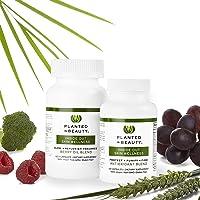 Dermal Repair Complex & Skin Vitamins Supplement Program - Natural Collagen Vitamins...