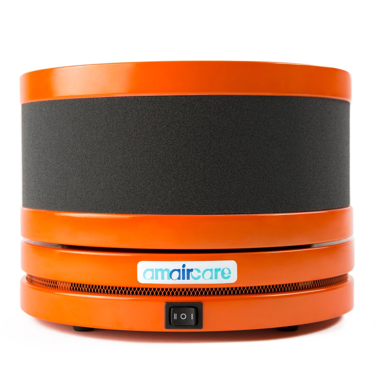Image of Amaircare 02-A-3KOR-01 Roomaid Mini with Formaldezorb VOC, Orange Ventilation Fans