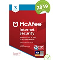 Mcafee Internet Security 3 Dispositivi