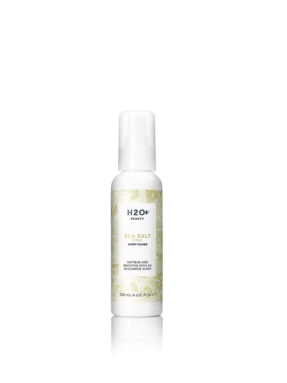 Body Spray, Sea Salt Moisturizing Body Gloss by H2O+ Beauty, with Jojoba Oil, 4 Ounce