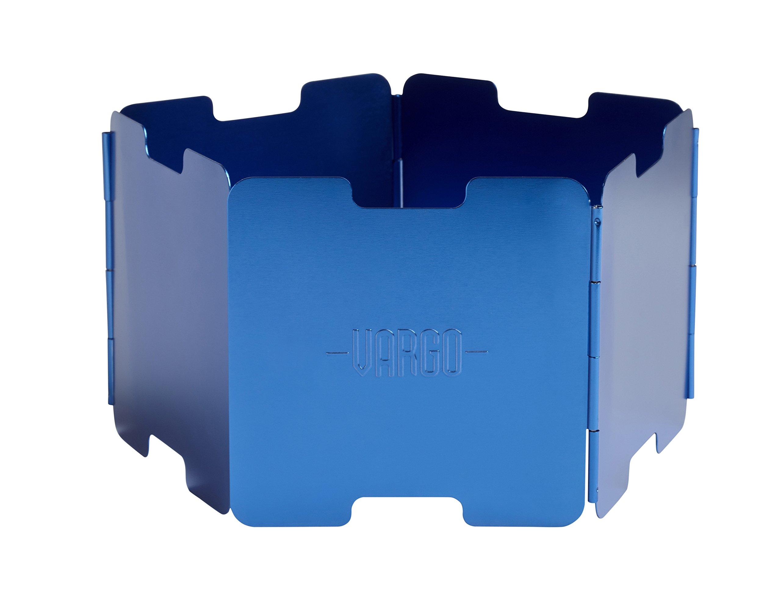 Aluminum Windscreen Blue