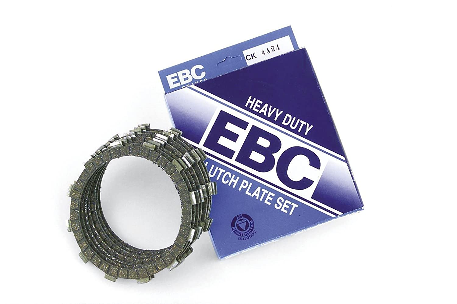EBC Brakes CK3466 Clutch Friction Plate Kit