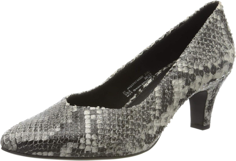 bugatti 412685744800 Zapatos de Tac/ón para Mujer