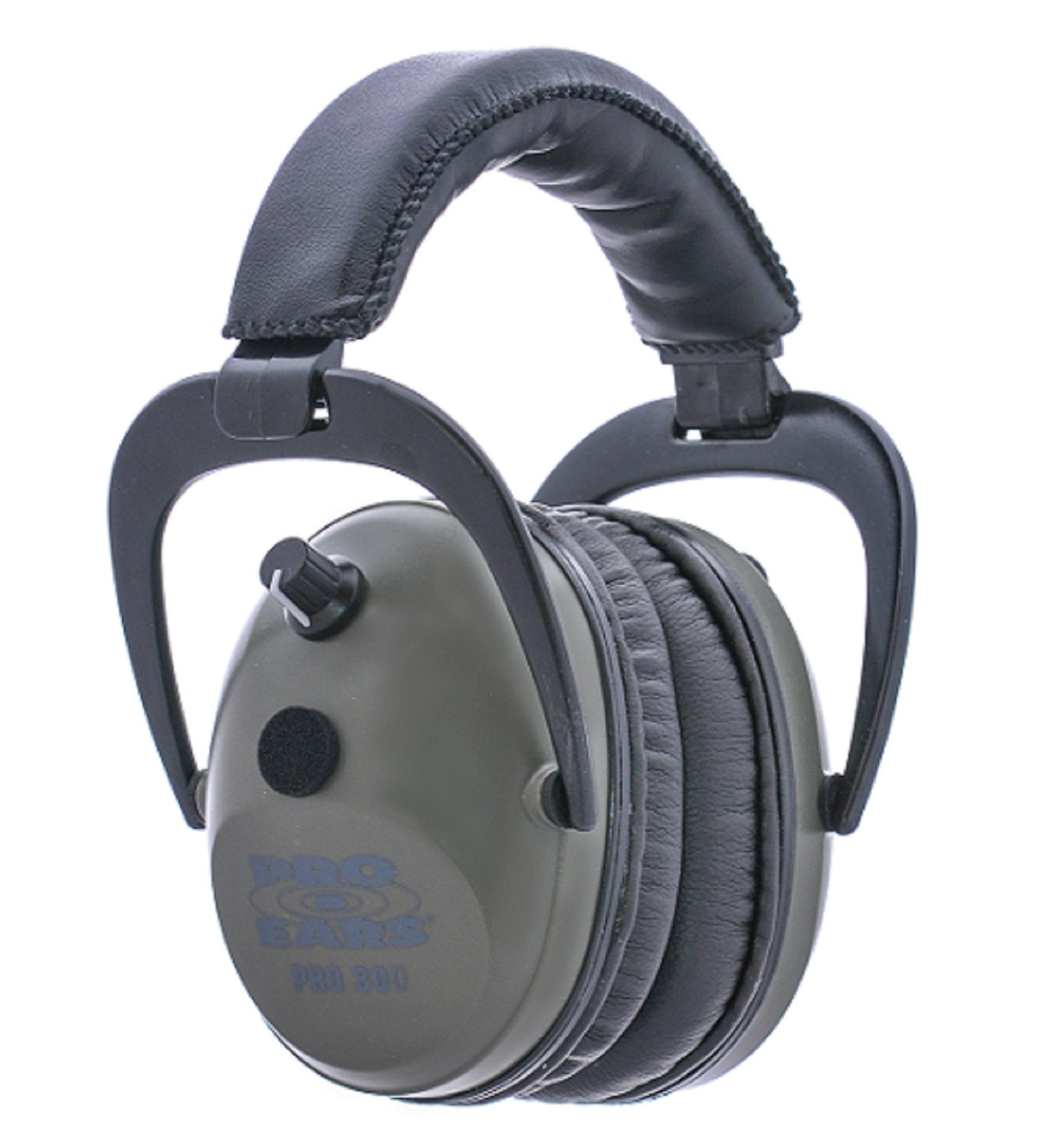 Pro Ears PT300G Pro Tac 300, Noise Reduction Rating 26DB, Green by Pro Ears (Image #1)