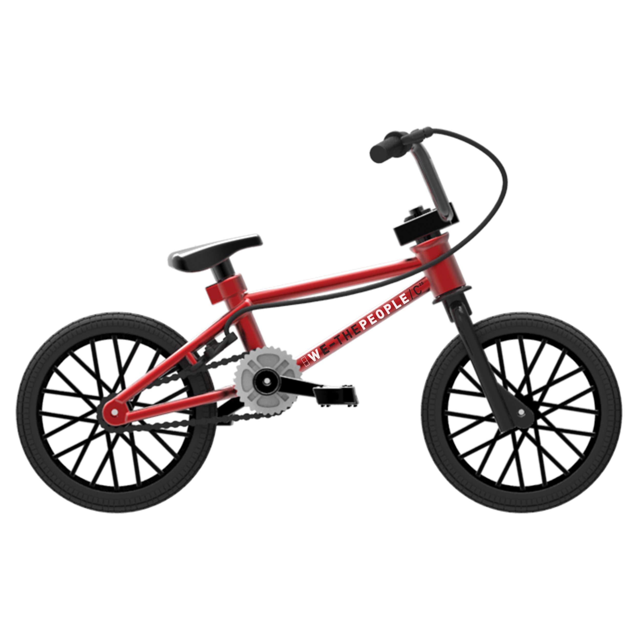 Tech Deck - BMX Finger Bike – WeThePeople – Red/Black – Series 6 by Tech Deck (Image #2)