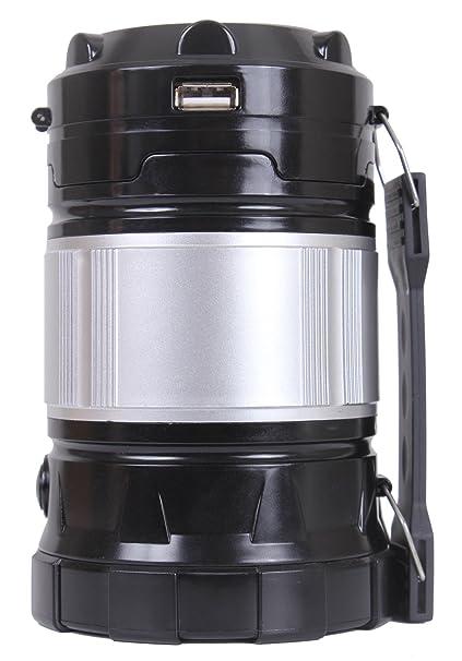 Amazon.com: Rothco linterna Solar linterna y cargador ...