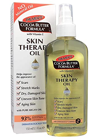 Amazon Com Palmer S Cocoa Butter Formula Skin Therapy Oil 5 1 Ounce Pack Of 2 Beauty