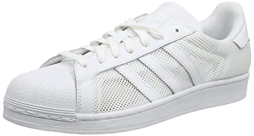 new product 57584 9d9aa adidas Originals Superstar B426, Scarpe da Basket Uomo, Bianco (Footwear  White Footwear