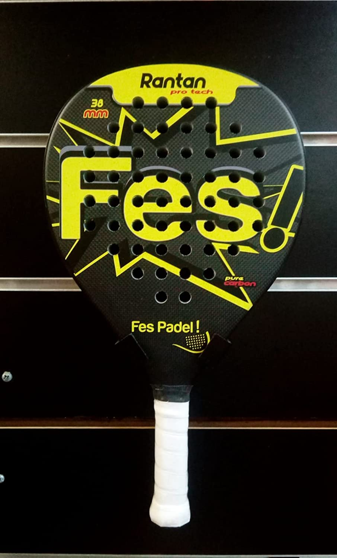 Pala de Padel FES Rantan FesPadel: Amazon.es: Deportes y aire libre