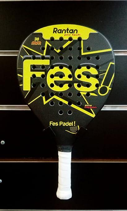 Pala de Padel FES Rantan FesPadel: Amazon.es: Deportes y ...