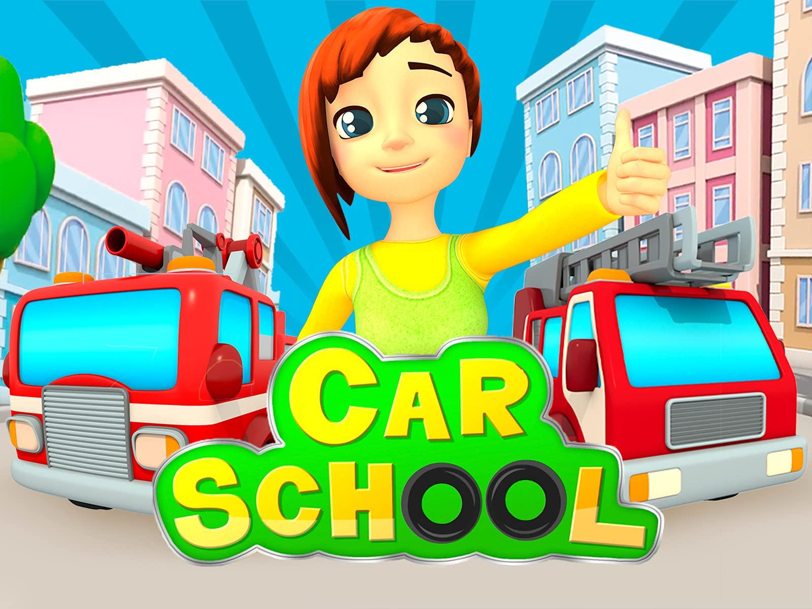 Car School on Amazon Prime Video UK