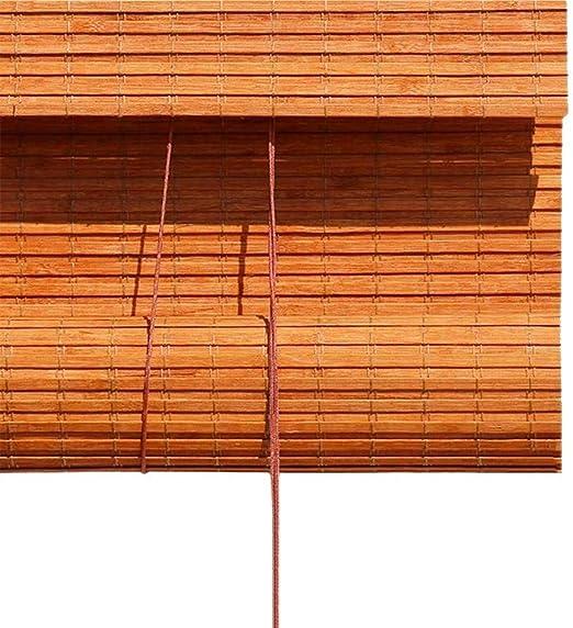 HWF Persiana Enrollable Cortinas Enrollables para Patio al Aire Libre Persianas Enrollables de Pérgola Universal para Balcón Terraza Cubierta, 85cm / 105cm / 125cm / 135cm Ancha (Size : 85×100cm): Amazon.es: Hogar