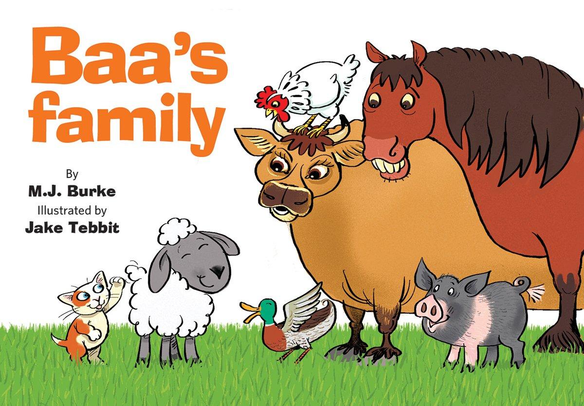 Baa's Family PDF
