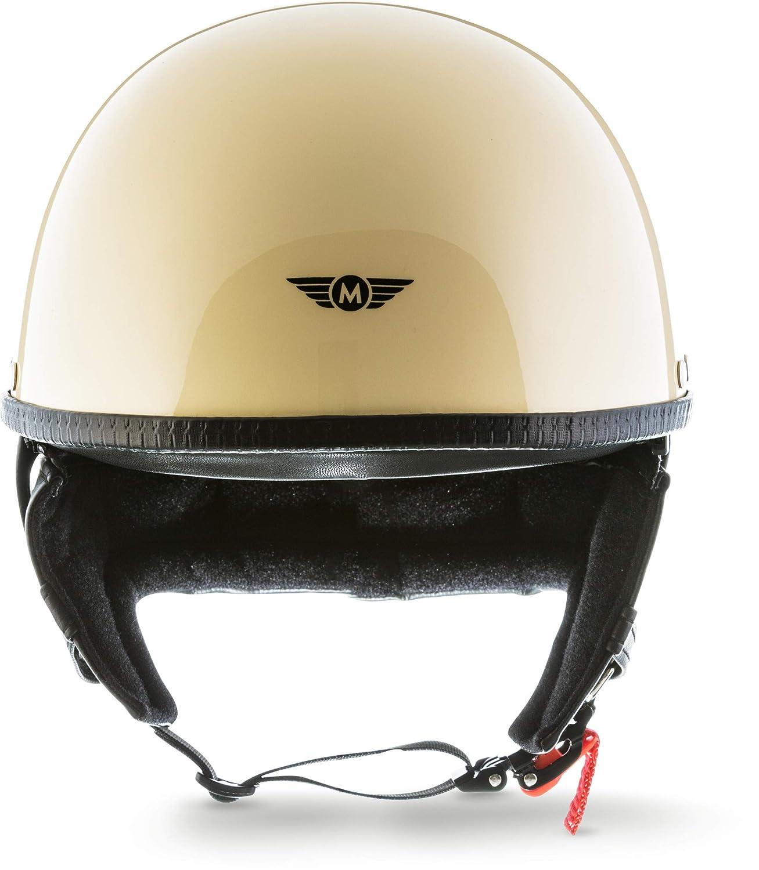 Moto Jet Helmet Half Shell Helmet