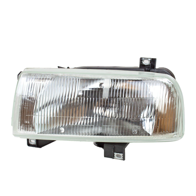 TYC 20-5066-00-1 Volkswagen Jetta Left Replacement Head Lamp