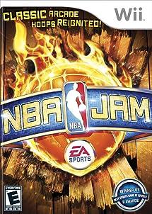 Amazon Com Nba Jam Nintendo Wii Video Games
