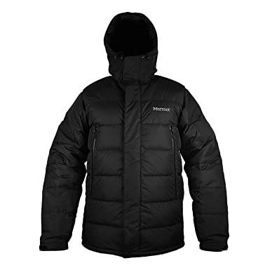 bfead0e1b458 Amazon.com  Marmot Mountain Down Jacket - Black (Mens) - XX-Large ...