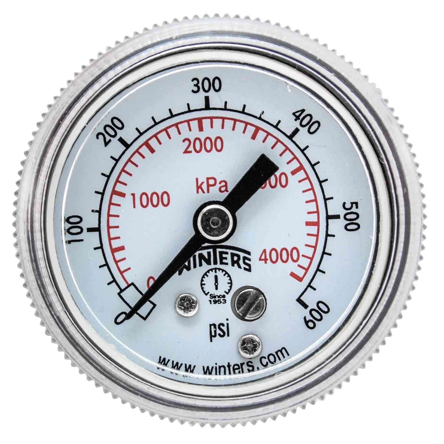 Cole-Parmer Battery-Powered Digital Gauge M M 0 to 3000 PSI; 1//4 NPT 0 to 3000 PSI; 1//4 NPT AO-68935-30
