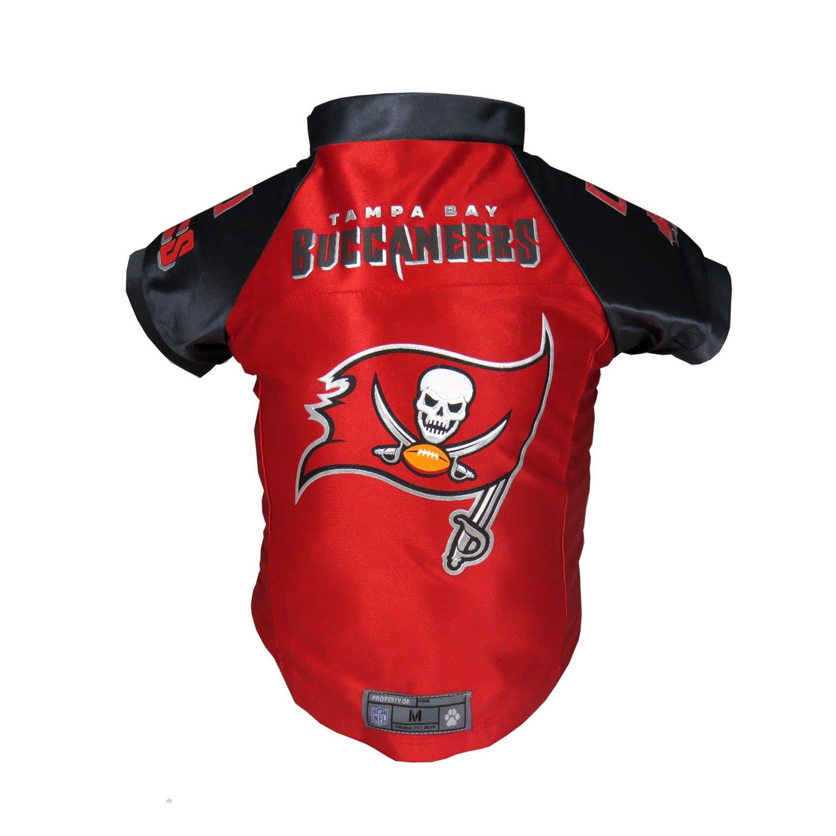Littlearth NFL Tampa Bay Buccaneers Premium Pet