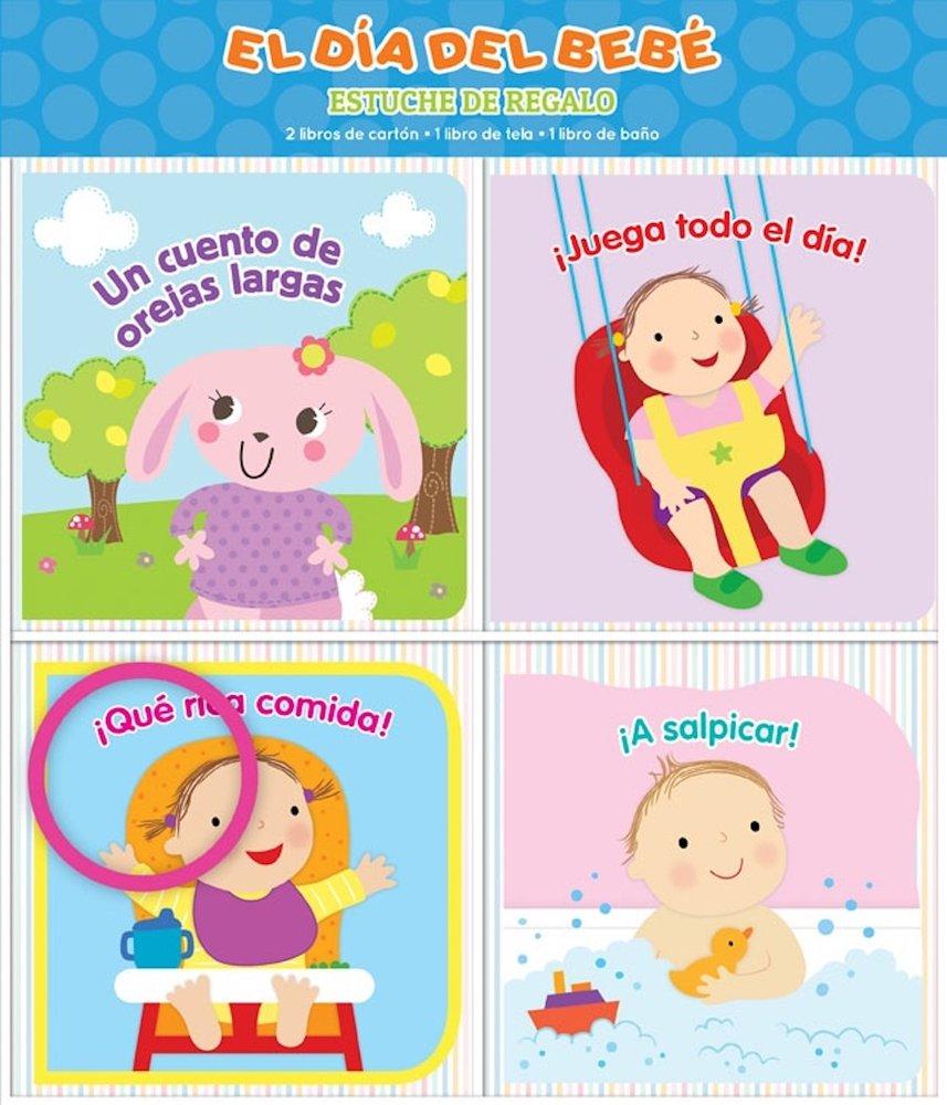 Amazon.com: El día del bebé (Estuche de regalo) (Spanish Edition ...