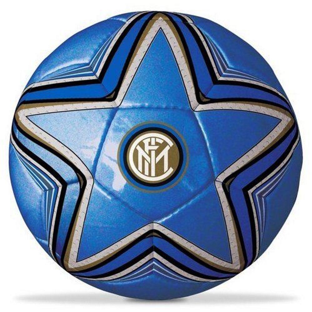 Vari Inter Balón Fútbol de Piel FC Internazionale tamaño 5 PS ...
