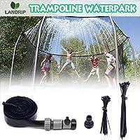 Landrip Trampoline Water Sprinkler, Trampoline Sprinkler Slang Water Sprayer, Outdoor Trampoline Accessoires, Leuke…