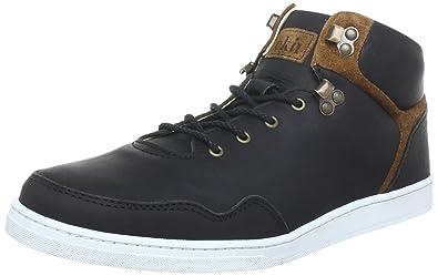 Seed Seed black High Herren EKN Sneaker A007010401 black black black 04 Schwarz a4qUOw5x