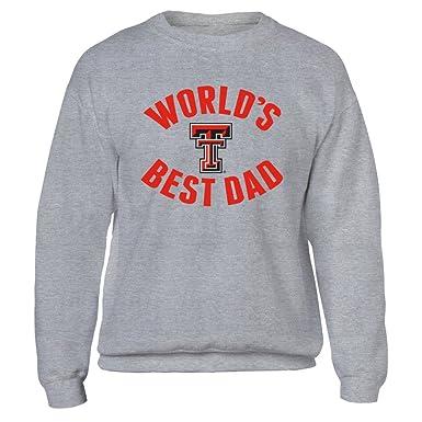 853c0927 FanPrint Texas Tech World's Best Dad Texas Tech Red Raiders ...