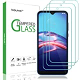 (3 Pack) Beukei for Compatible Motorola Moto E (2020) Screen Protector Tempered Glass, Anti Scratch, Bubble Free