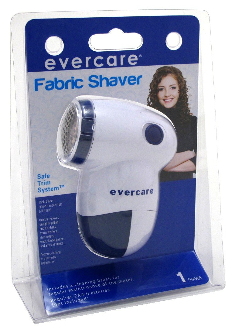 Evercare 02710 Fabric Shaver Fuzz Remover (6 Pack)