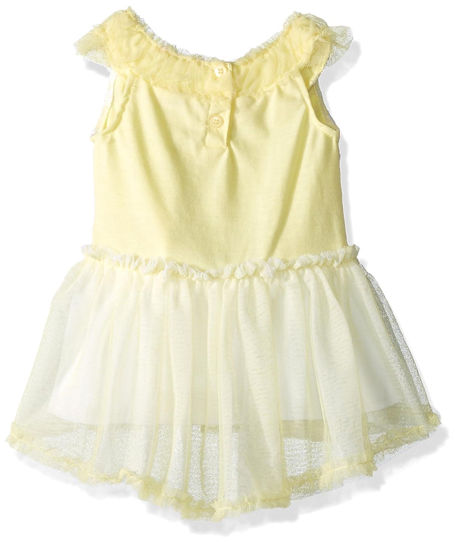 Toddler Little Lass 2 Piece Fancy Set Yellow-2T