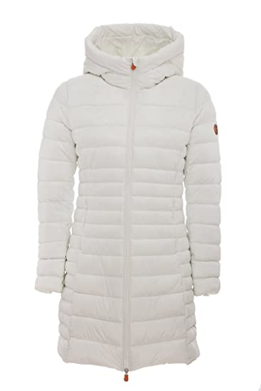 the best attitude ab358 34207 Save The Duck Women's Coat (S4311W-GIGA5) Off White 3 at ...