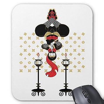 Alfombrilla de ratón de Goma Antideslizante Rectangular para ...