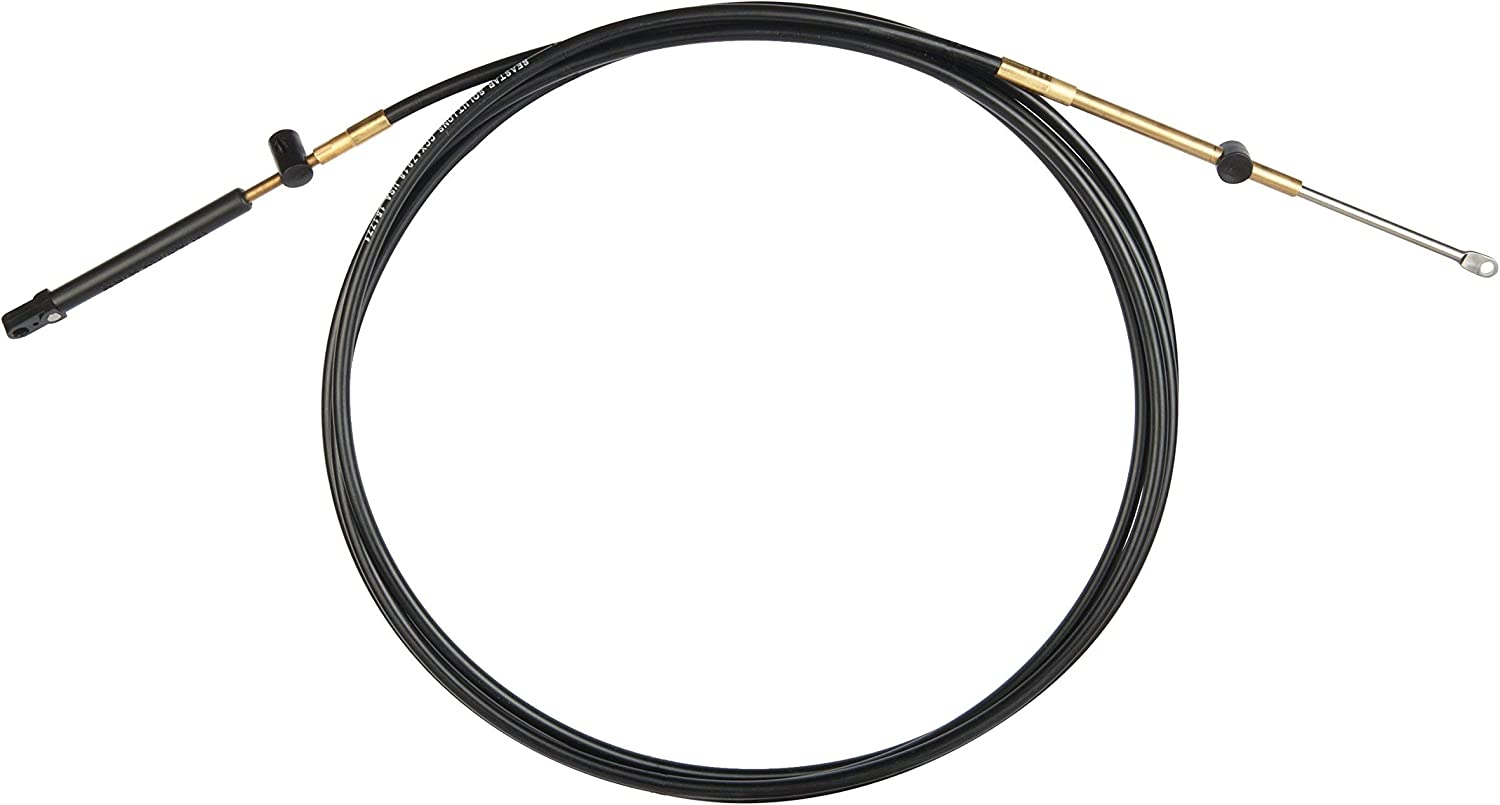 Mercury//Mariner//Mercruiser Gen II Control Cable 11 ft