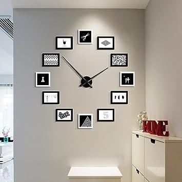 QXX Mur de Cadre Cadre Photo Collage décoration Moderne Portefeuille ...
