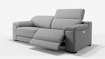 Designer Couch | Designer Sofa Funktionscouch Funktionsofa Stoff Sofagarnitur
