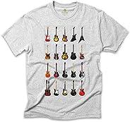 Camiseta Cool Tees Guitar Legends