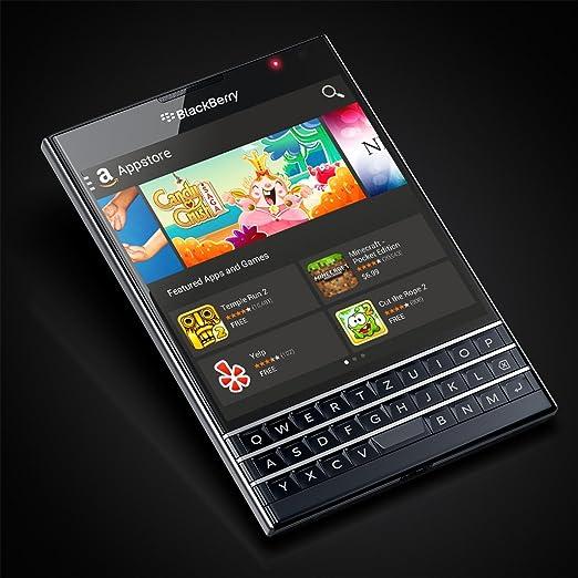 Blackberry Passport 4 5-Inch SIM-Free Smartphone: Amazon co uk