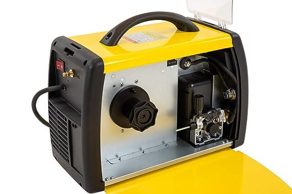 Maquina de soldar | Soldadora Inverter MIG/MAG 180 A PFC | Inversor de soldadura: Amazon.es: Bricolaje y herramientas