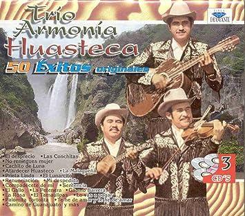 TRIO ARMONIA HUASTECA - 50 EXITOS DE TRIO ARMONIA HUASTECA - Amazon.com Music