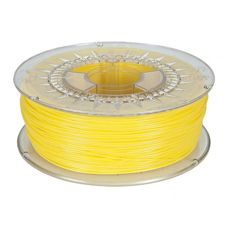 MadridGadgetStore® Filamento PLA 1.75 mm 1.75mm Amarillo Ingeo ...