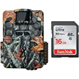 Browning STRIKE FORCE PRO XD Trail Camera (24MP) with 16GB Memory Card | BTC5PXD