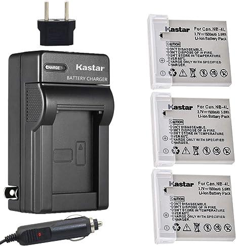 Batería para Canon PowerShot sd40 sd600 sd750 sd1000 sd1100 is//PowerShot tx1