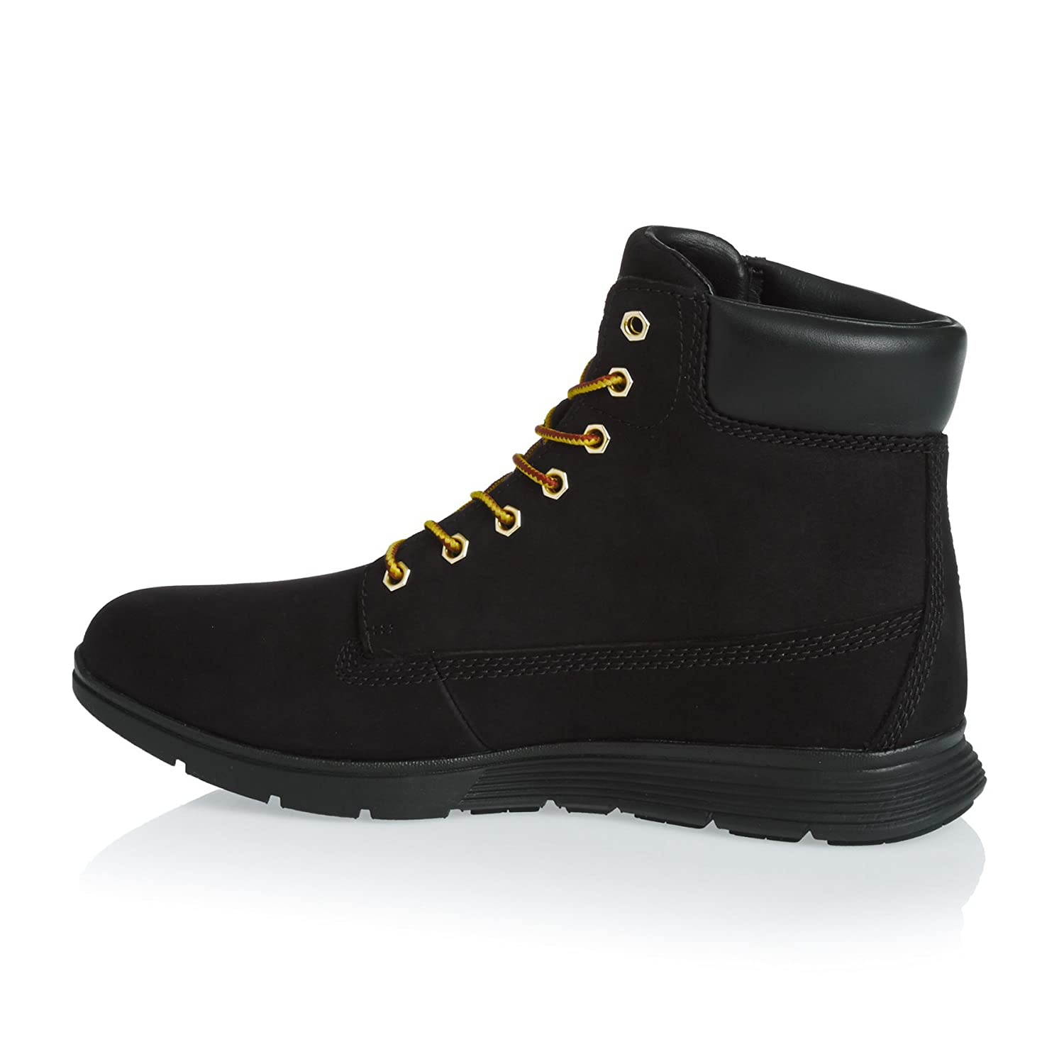 black 6 inch timberlands