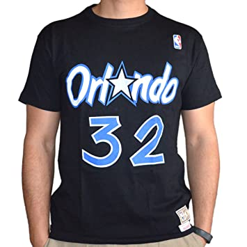 Mitchell & Ness Camiseta Retro Shaquille O´Neal Orlando Magic ...