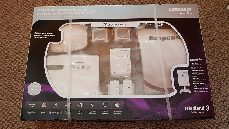 Sistema de Alarma para Smartphone y CCTV Integrado.: Amazon ...