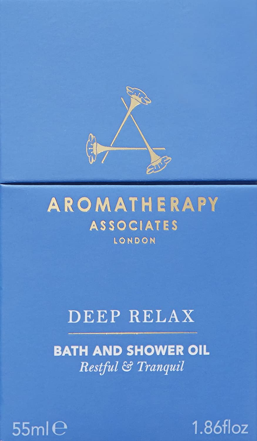 Aromatherapy Associates Deep Relax Bath And Shower Oil: Amazon.co.uk ...